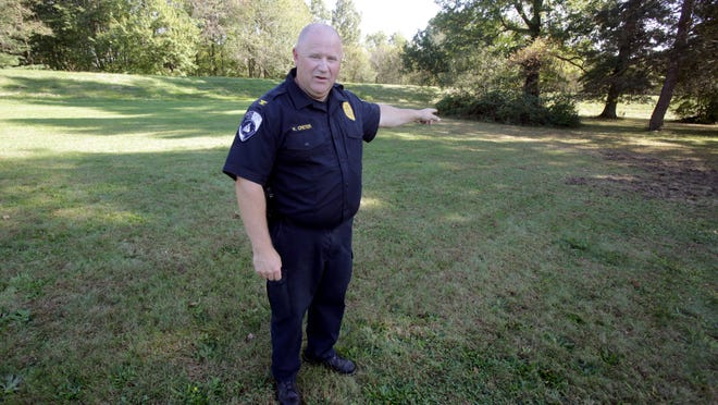 Brewster Police Chief Keith Creter was suspended without pay from June 17 to June 23 for sharing an inappropriate post on his personal Facebook page.
