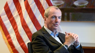 New Jersey Gov. Phil Murphy predicts France as the winner of the 2018 World Cup and discusses the state of soccer in New Jersey during an interview with reporter Nicholas Pugliese.