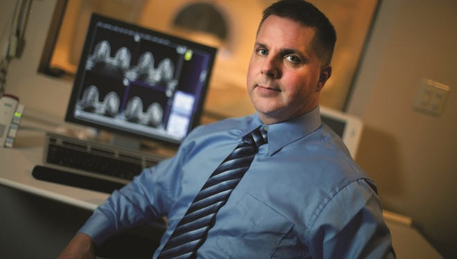 Dr. Todd Horkins is a fellowship-trained breast radiologist, with Martin Health System.