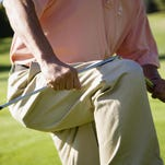 When you begin preparing for your next shot, you have to leave your frustrations behind.