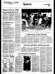 This Week In BC Sports History - April 23, 1975