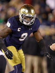 Notre Dame linebacker Jaylon Smith has interviewed with the Packers.