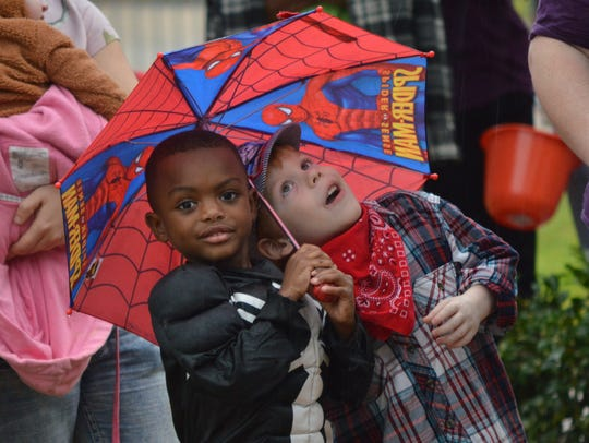 Pineville Fall Family Festival in Kees Park