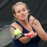 Harrison Sweeps Jeff to Win Tennis Sectional