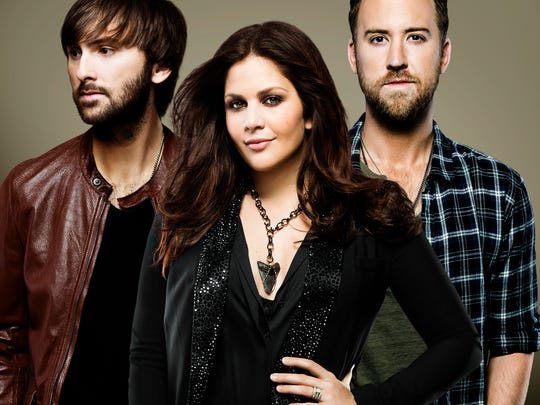 Lady Antebellum is a headliner for the 2014 Wisconsin State Fair.