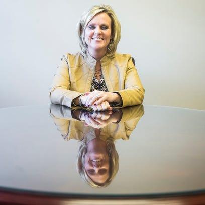 Newly elected State Superintendent Jennifer McCormick