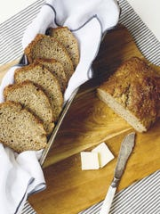 Cinda Chavich's banana bread recipes reduces food waste