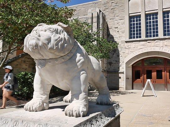 Butler University.