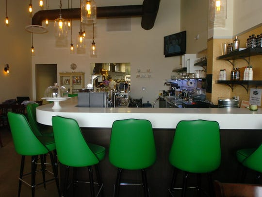 Here's a glimpse inside the new Chive Kitchen in downtown