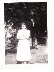 Mary Griffin worked at the Iowa Army Ammunition Plant near Burlington.