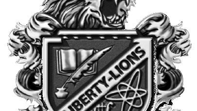 The Liberty Lions logo.