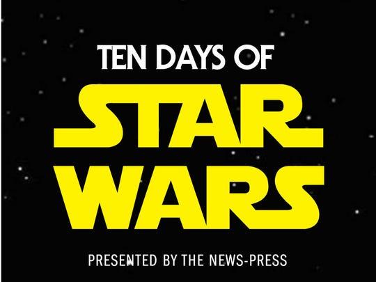 The News-Press presents 10 days of Star Wars