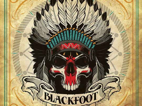 "Blackfoot's new album, ""Southern Native,"" will be released on Friday."
