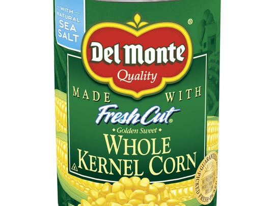 Del Monte canned corn