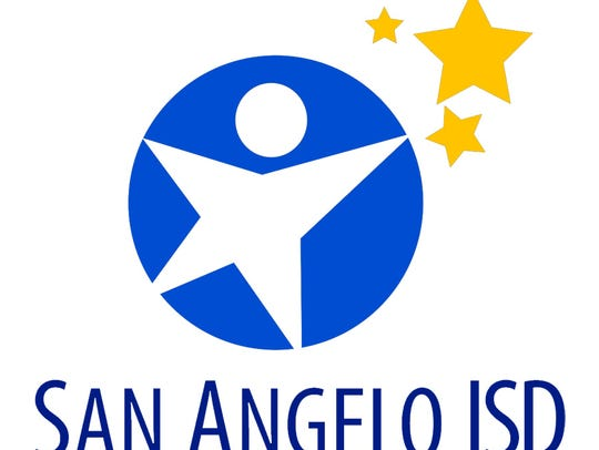San Angelo Independent School District logo