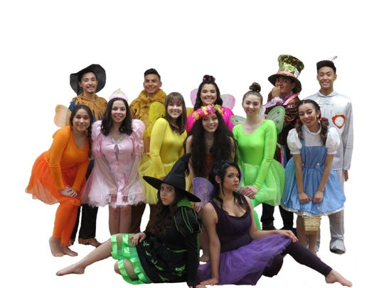 Visalia Charter Independant Study students perform