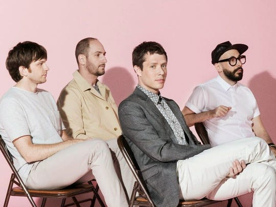 Members of the OK Go rock band will be among the Brandemonium conference speakers.