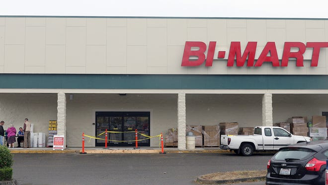 Bi-Mart, a a membership discount store in Washington, Oregon, and Idaho, announced it was selling all 56 of its pharmacy businesses to Walgreens.