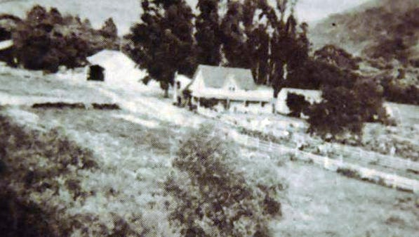 """This ranch off San Juan Grade Road contributed to the composite ranch Steinbeck created for """"The Red Pony."""""""