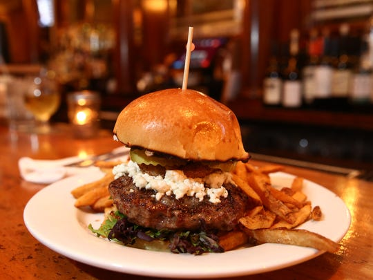 The Sweet-Orr burger at County Fare in Wappingers Falls