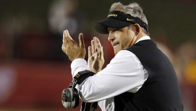 Tell us how you really feel, Gary Pinkel.