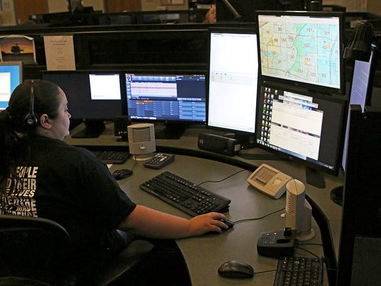 WFPD Public Safety Dispatchers