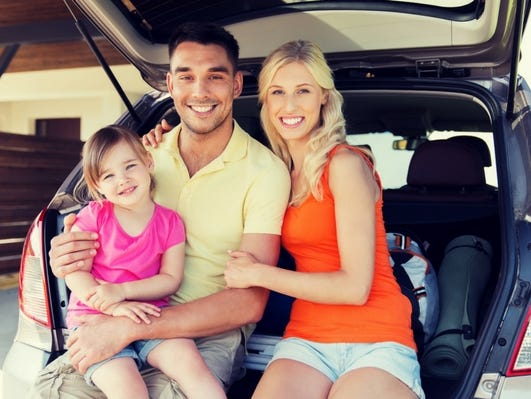 Win a trip for a family of four to celebrate Father's Day!