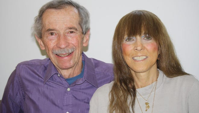 Some people thought their marriage in 1969 wouldn't last, but former priest Roger Baglin and his wife, Angela, proved them wrong.