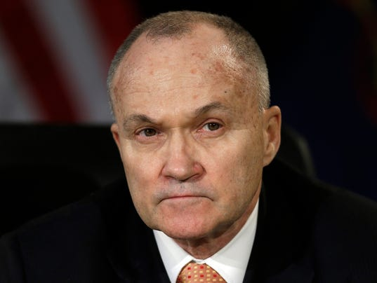 AP Ray Kelly Protest Brown