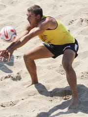 July 12, 2015 National Volleyball League returned to