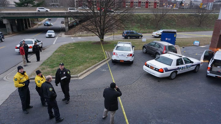 Death near downtown Asheville investigated as suspicious
