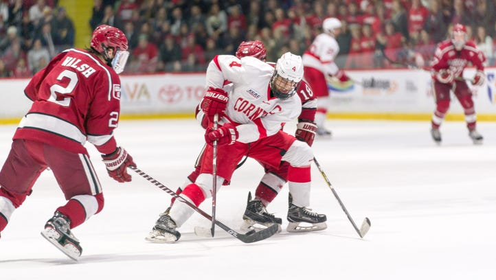 20 Questions with... Cornell senior forward Alex Rauter of Chatham
