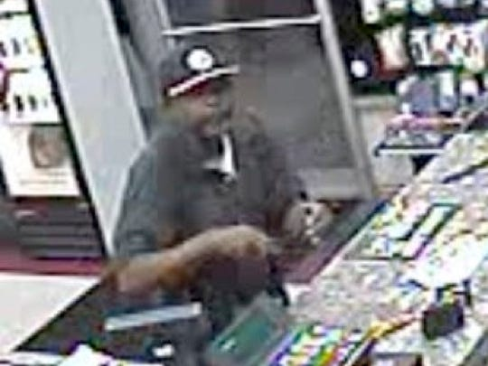 Hattiesburg police are seeking a man who robbed a convenience store at 2502 West Seventh St.