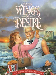 KFC's romance novella Tender Wings of Desire is available