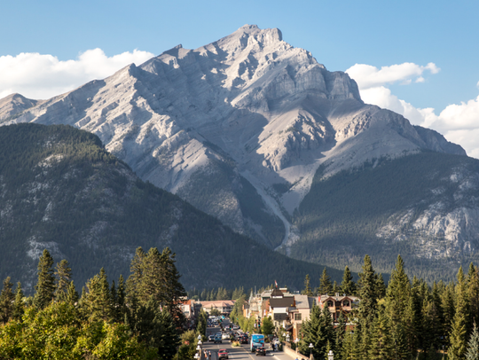 Banff is an iconic Canadian Rockies town, offering