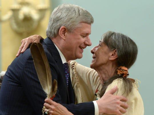 Harper, Commanda-Dewache
