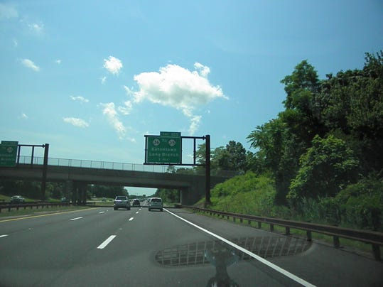 Parkway exit 109 105 and other GSP art 266.JPG