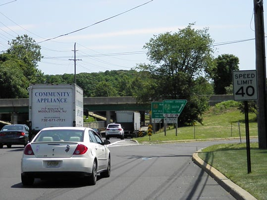 Exit 109 Traffic To Get Easier