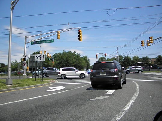 Nj Tries To Smooth Traffic At Gsp Exit 109