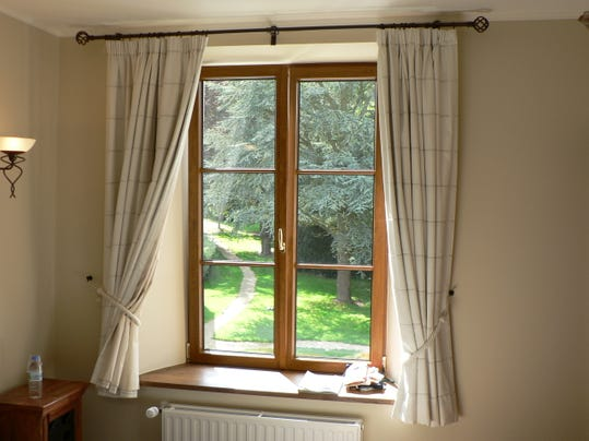 Curtains Ideas curtain placement : Curtain Rod Placement - Curtains Design Gallery