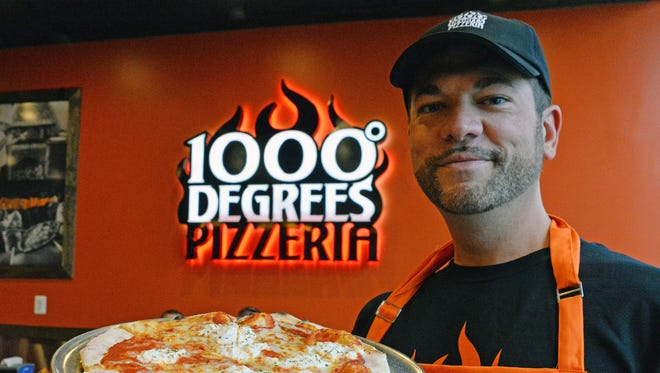 1000 Degrees Pizzera is already in business at  2184 North 2nd Street in Millville, as well as in Somerdale.  You can create your own pizza and they will fire it up.  Owner in Millville is Brian Petruzzi.