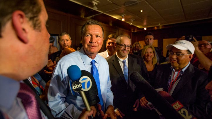 In Cleveland, discomfort with idea of a John Kasich 2020 run