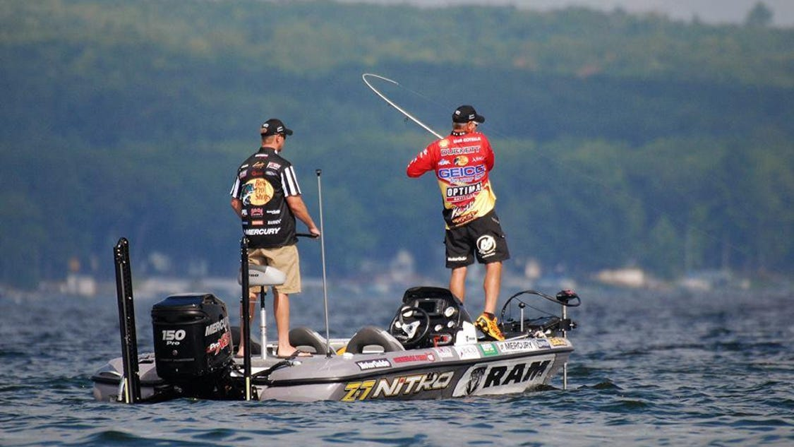 Duckett says fishing industry is missing the boat