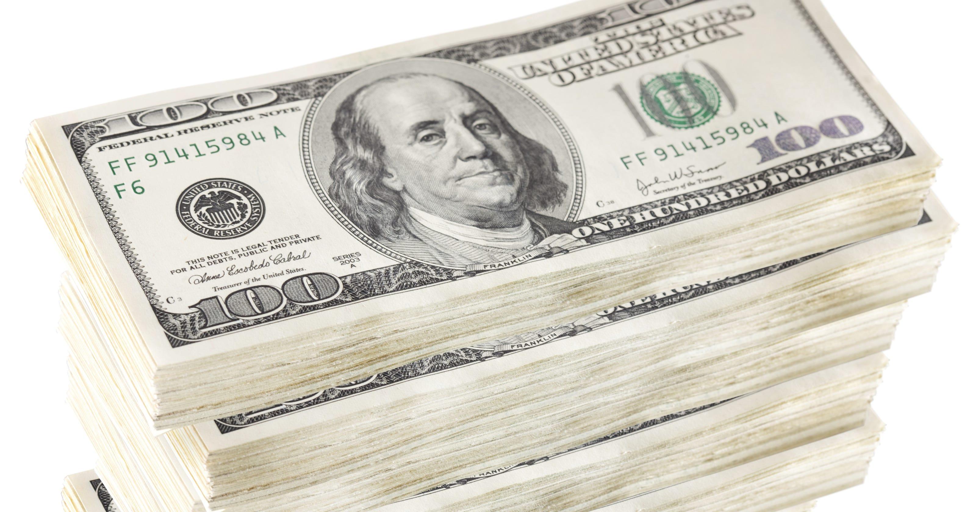 Unclaimed funds: Clinton, Goodell still owed some of billions