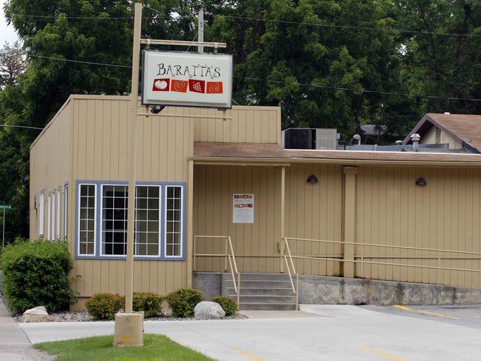 Baratta's,2320 S. Union St., has been a restaurant