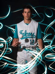 Lyon Richardson of Jensen Beach High School, all-area
