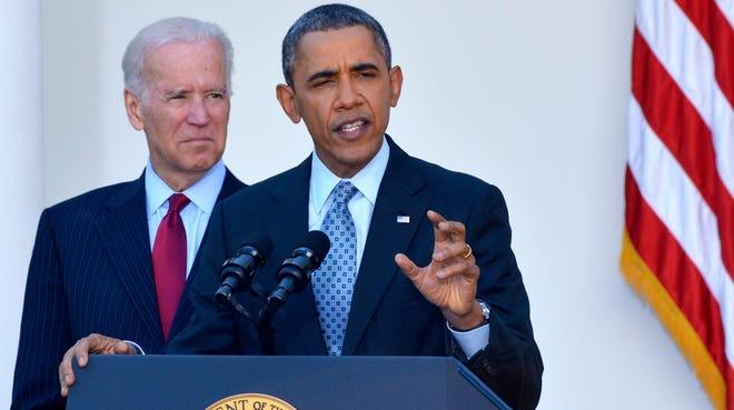 President Obama and Vice President Biden