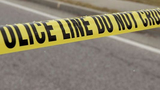 Mason police say dispatchers received a report of a robbery in progress in the 4000 block of Heartwood Lane about 2 p.m. Monday.