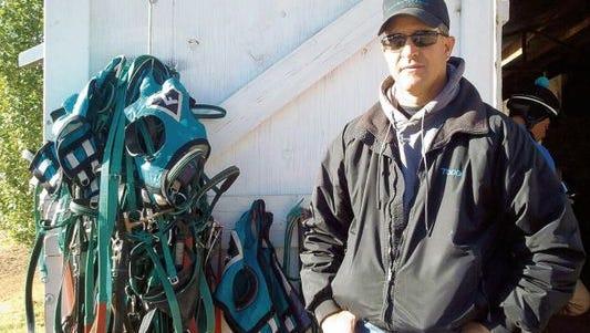 Trainer Todd Fincher.
