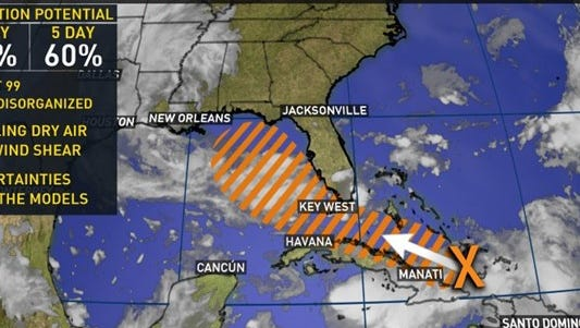 A look at Invest 99.